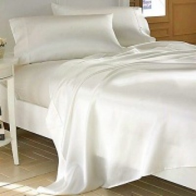 SFS001 Silk Fitted Sheet (Cal King)